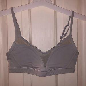 Lululemon sports bra size 4 (could fit like 2)